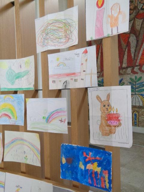 Bilder aus der Kirche
